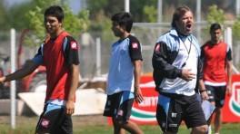 Zielinski metió mano en el equipo (Foto: belgranoquerido.com.ar)