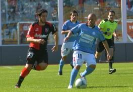 Newell's y Belgrano animarán la 4ta fecha como uno de sus juegos mas destacados (Foto Télam).