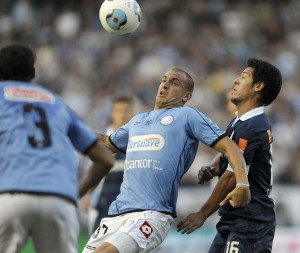 Racing y Belgrano terminaron empatados 1 a 1
