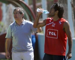 Cantero aseguró que él definió la llegada de Brindisi (Foto: Télam)