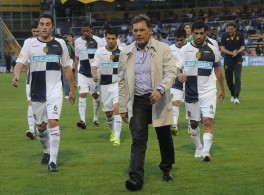 Miguel Russo hará dos modificaciones para recibir a Aldosivi.(Foto: Télam)