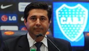Llegó el día. Angelici declara ante la Justicia por la presunta asociación ilícita entre barras y dirigentes del club.